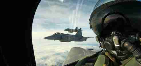 How a Military Fighter Pilot can influence your Sport